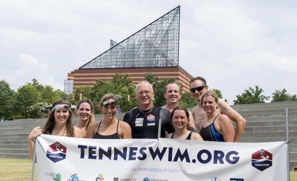 The TenneSwim Team