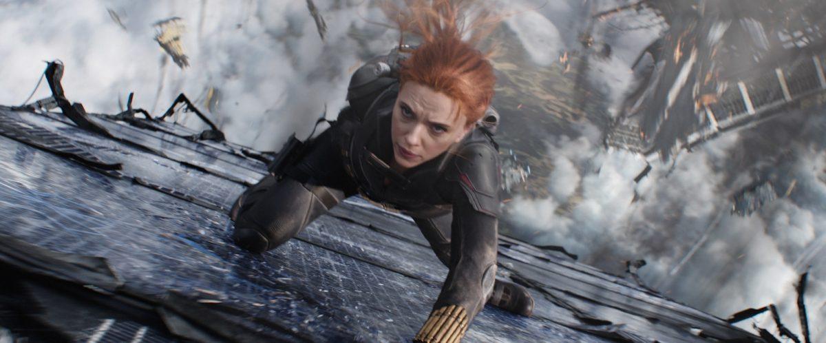 Black Widow (Natasha Romanoff) in Marvel Studios' Black Widow. (Credit Marvel Studios)